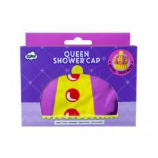 queen of the shower cap