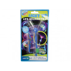 LED Light Up Helicopter in Assorted Colors