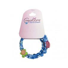 creation sea turtle themed wrap bracelet