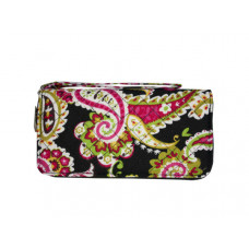 ladies quilted wallet