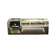 suede restorer brush