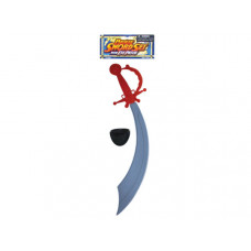 assorted 18'' pirate sword set with eye patch