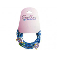 creation fish themed wrap bracelet