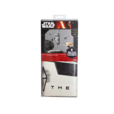 star wars the force awakens stormtroopers peel & stick wall