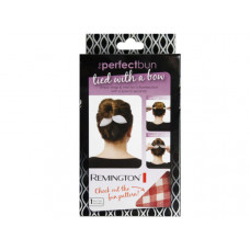 1 count printer perfect bun bow in assorted colors