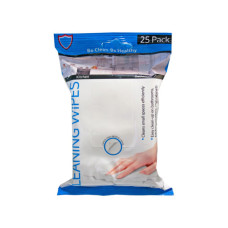 25 Pack All Purpose Cleaning Wipes