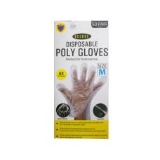 100 Pack Medium TPE Glove
