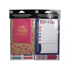 Assorted Journal Card & Sticker Set