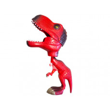 Wild Republic Dino Chompers Red T-Rex Toy
