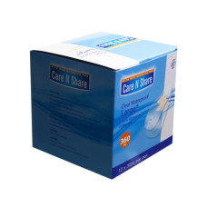 30 Count Clear Waterproof Bandages