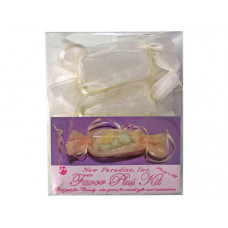 12 piece party favor kit in ivory