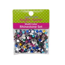 Multi-Color Rhinestone Set