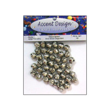 65pc Silver Jingle Bell Value Pack
