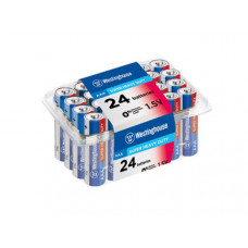 Westinghouse Super Heavy Duty 24 pack AAA Batteries in Plastic Case