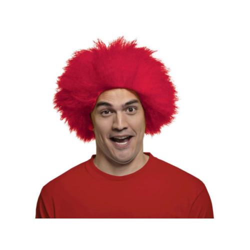 Punk Rock Wig-Red