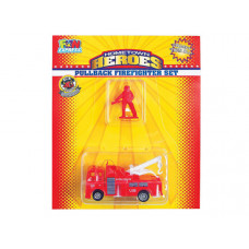 Hometown Heroes Pullback Firefighter Set