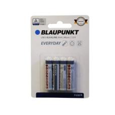 Blaupunkt Everyday Alkaline 4 Pack AAA Battery