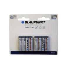 Blaupunkt Everyday Alkaline 8 Pack AAA Battery