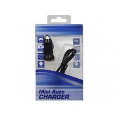 Black Micro USB Mini Car Charger