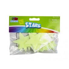 24 pack glow in the dark adhesive stars