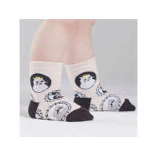 Sock it to Me Cameow Toddler Socks