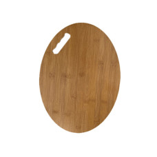 Large Oval Wooden Cutting Board