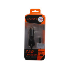 galaxy wireless black micro usb car charger
