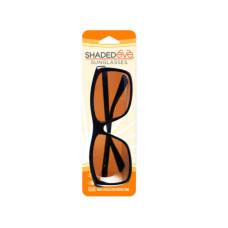 Shaded Eye 100% UV Protection Tortoise Sunglasses with Amber Lens