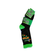 St. Patrick's Clover Socks in Assorted Styles
