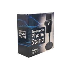 Retro Microphone Telescopic Phone Stand