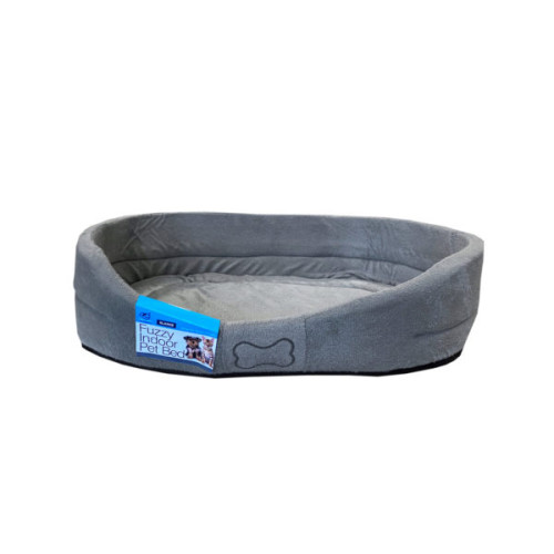 Grey Dog Bed 4 Assorted Sizes