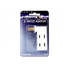 3-in-1 Outlet Adapter
