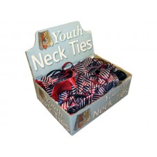 Children's Print And Solid Ties