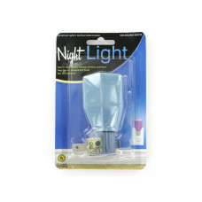 Night Light with Rotary Shade