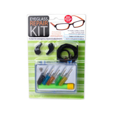 Eyeglass Repair Kit with Case
