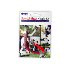 Sports Inflator Needle Kit