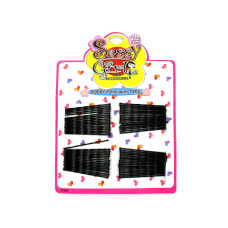 Black Bobby Pin Set