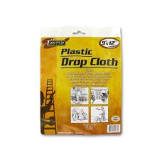 Plastic Drop Cloth