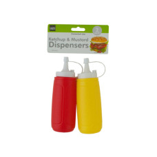 Ketchup & Mustard Dispenser Set