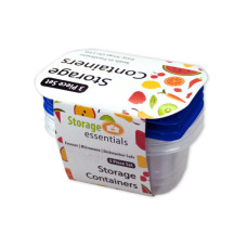 Rectangular Food Storage Containers with Lids
