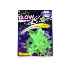 Stick-On Glow in the Dark Stars