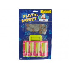Play Money with Counter Toy Set