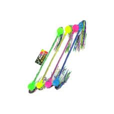 Colorful Tinsel Baton