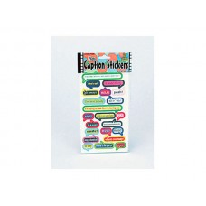 Assorted Photo Caption Stickers