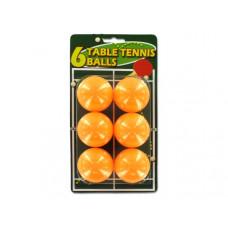 Orange Table Tennis Balls