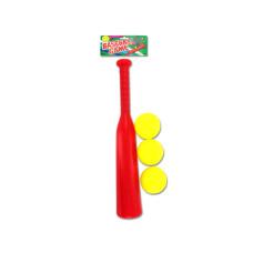 Plastic Baseball Set