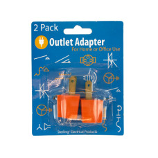 Grounding Plug-in Outlet Adapters