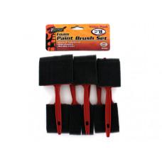 Foam Paint Brush Set
