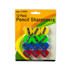 Fun Shape Pencil Sharpeners