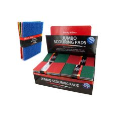 Jumbo Scouring Pads Countertop Display